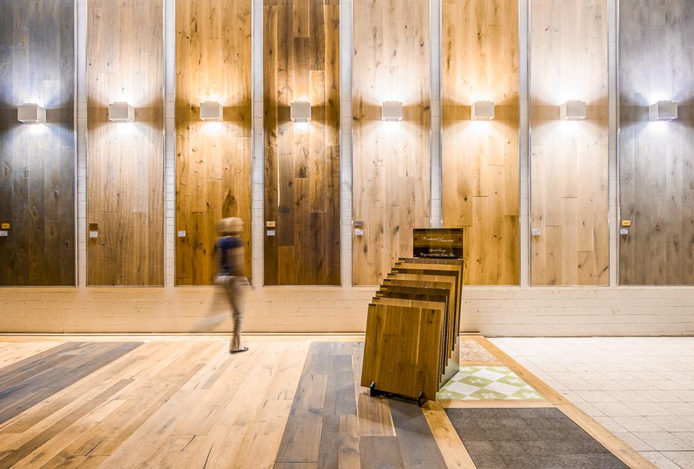 Der Parkett Riese Köln – Ausstellung für Parkett, Vinylboden und Laminat auf fast 4000 qm