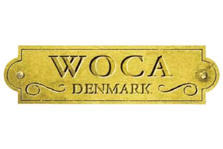 Hersteller Logo Woca Denmark