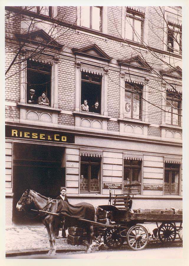 Der Parkett Riese – Geschichte des Unternehmens