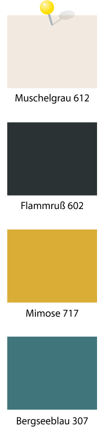 Farbideen Inspirationswelt Industrieller Stil