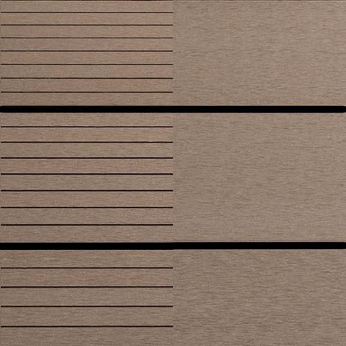 BPC Terrassendielen Basic Mahagoni Stegprofil / glatt | Der Parkett Riese Köln