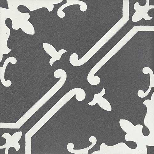 VIA Zementmosaikplatte No. 11561 | Der Parkett Riese Köln