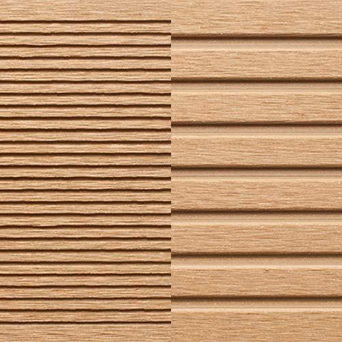 BPC Terrassendielen Classic Sand genutet/geriffelt | Der Parkett Riese Köln