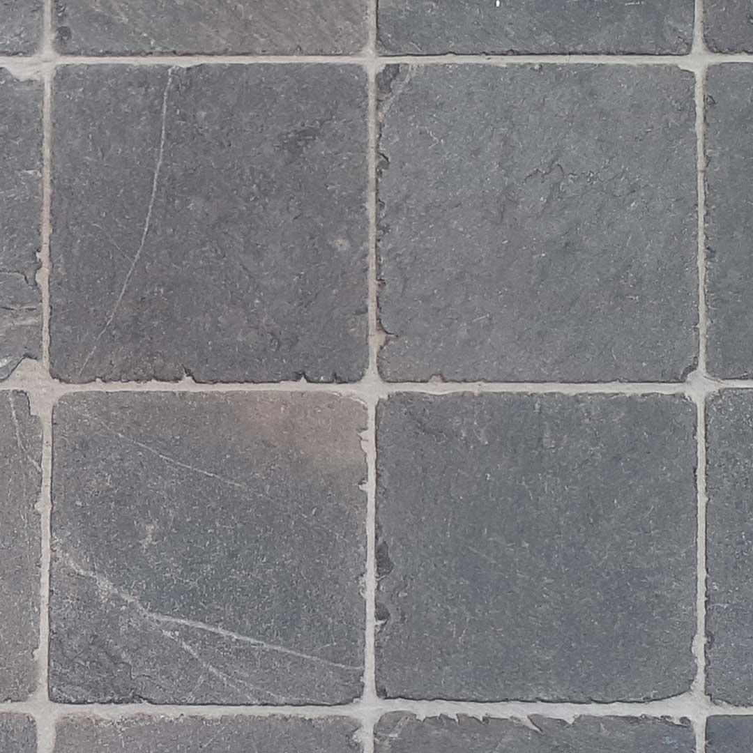 Blausteinplatten 20 x 20 cm