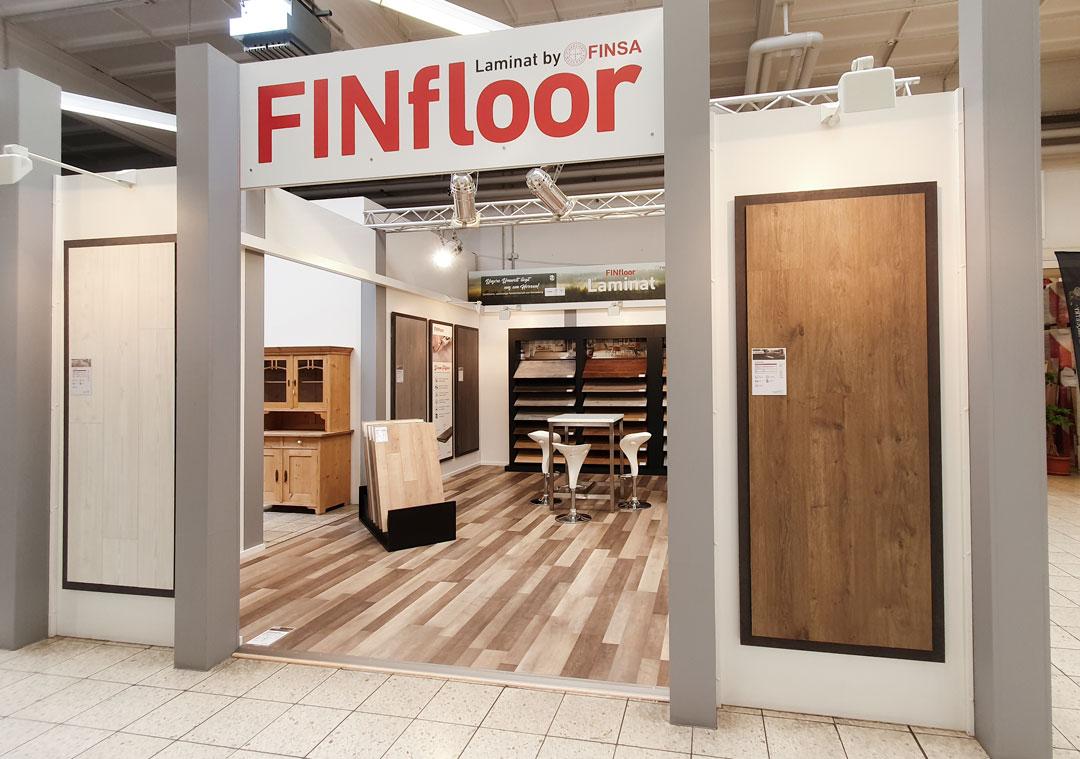 FINfloor Laminat Studio